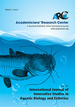 International Journal of Innovative Studies in Aquatic Biology and Fisheries (IJISABF)