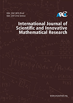 International Journal of Scientific and Innovative Mathematical Research (IJSIMR)